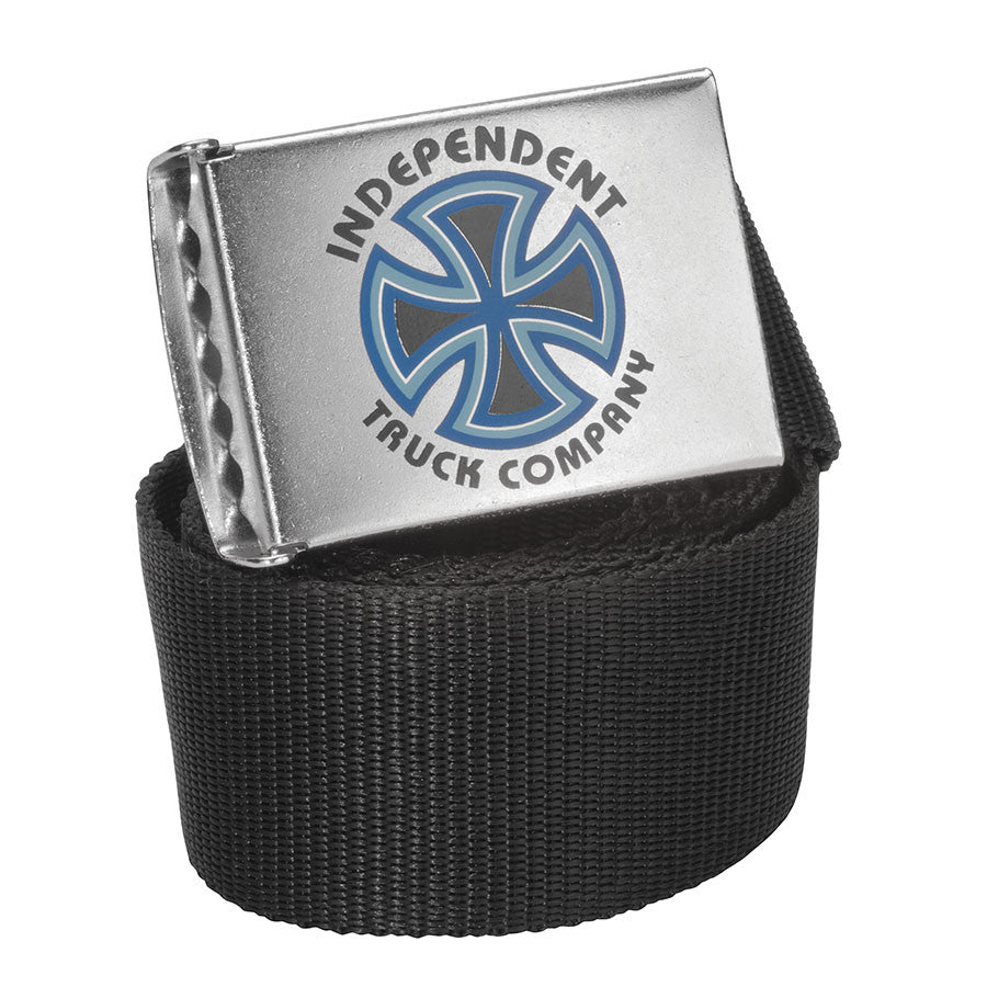 Independent Cross Web OS Unisex Belt - Black