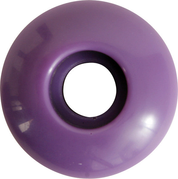 Rock On Skateboard Wheels 53mm 99a - Purple (Set of 4)