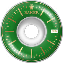 Baker Bolex Skateboard Wheels - Green - 50mm (Set of 4)