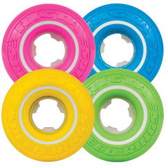 Ricta David Loy Speedrings Skateboard Wheels - Mix Up - 52mm 81b (Set of 4)