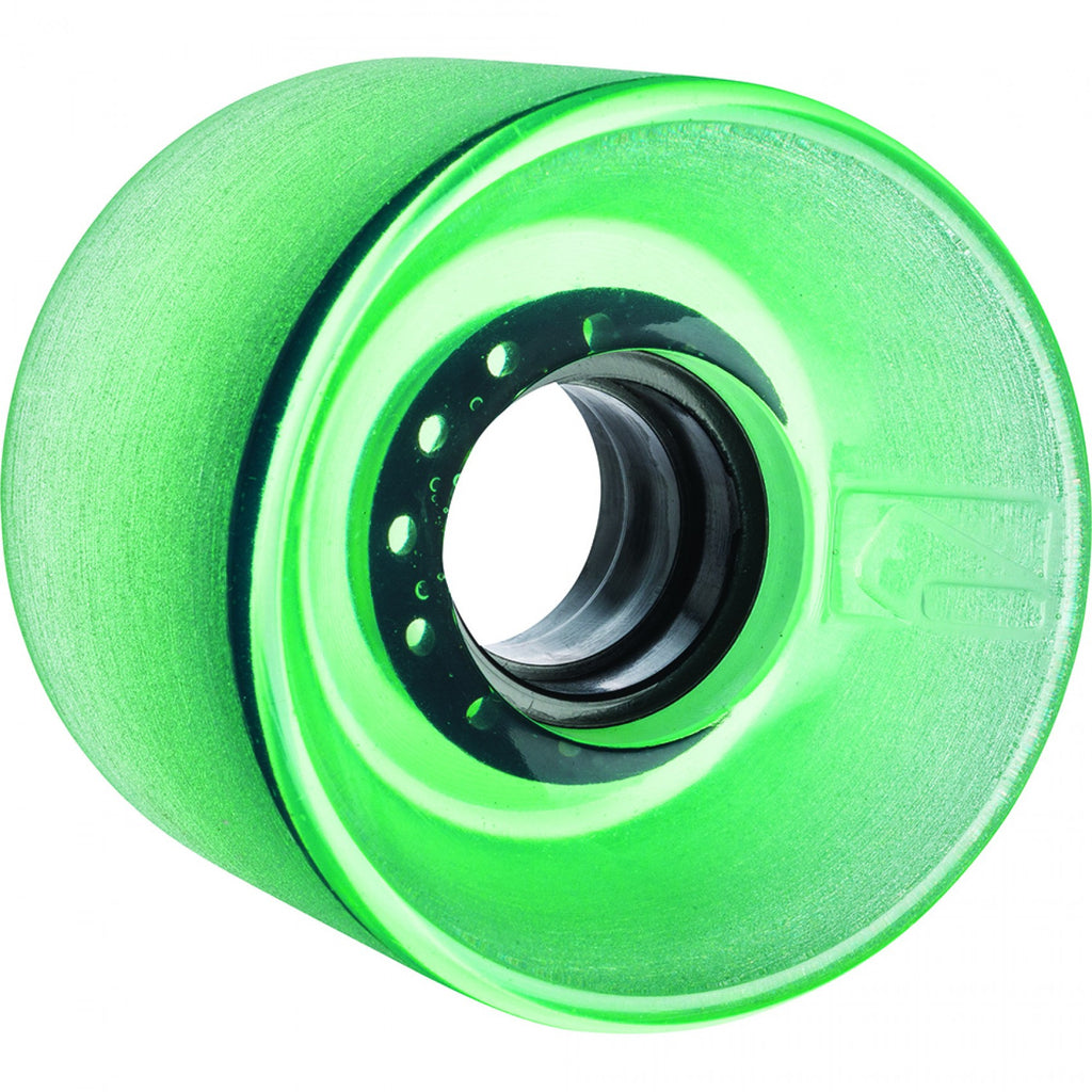 Globe G Icon Skateboard Wheels - Clearwater - 65mm (Set of 4)