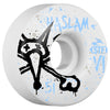 Bones STF Haslam Vato Op V1 Skateboard Wheels - White - 51mm (Set of 4)