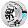 Bones SPF Sonic V4 Skateboard Wheels - White - 62mm (Set of 4)