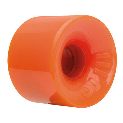 OJ Hot Juice Skateboard Wheels 60mm 78a - Orange (Set of 4)