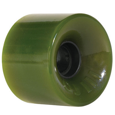 OJ Hot Juice Skateboard Wheels 60mm 78a - Forest Green (Set of 4)