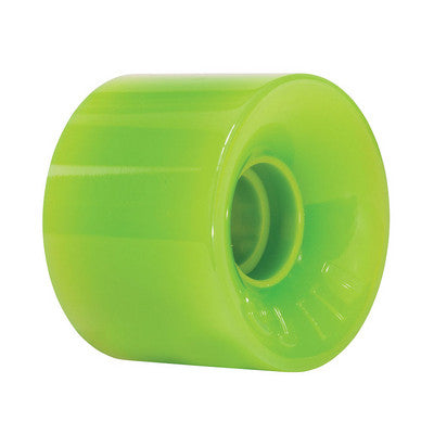 OJ Hot Juice Mini Skateboard Wheels 55mm 78a - Green (Set of 4)