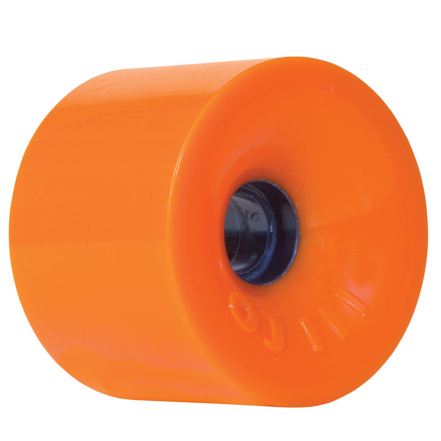 OJ Thunder Juice Skateboard Wheels 75mm 78a - Orange (Set of 4)