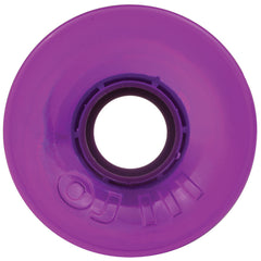 OJ Hot Juice Skateboard Wheels - Translucent Purple - 60mm 78a (Set of 4)