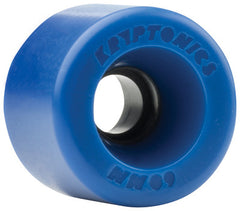 Kryptonics Star Trac Skateboard Wheels 60mm - Blue (Set of 4)