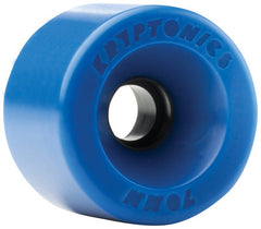 Kryptonics Star Trac Skateboard Wheels 70mm - Blue (Set of 4)