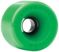 Kryptonics Star Trac Skateboard Wheels 65mm - Green (Set of 4)