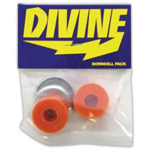Divine Downhill Skateboard Bushings - 93a (2 PC)