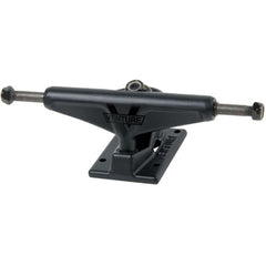 Venture Black Shadow Low Skateboard Trucks - Black/Black - 5.0 (Set of 2)