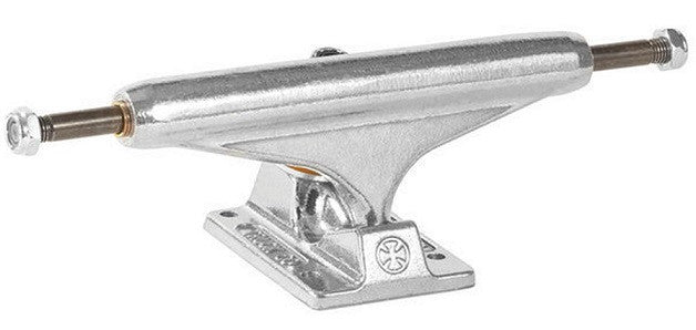 Independent 149 Forged Polished Stage 10.5 Skateboard Trucks - Silver/Silver (Set of 2)