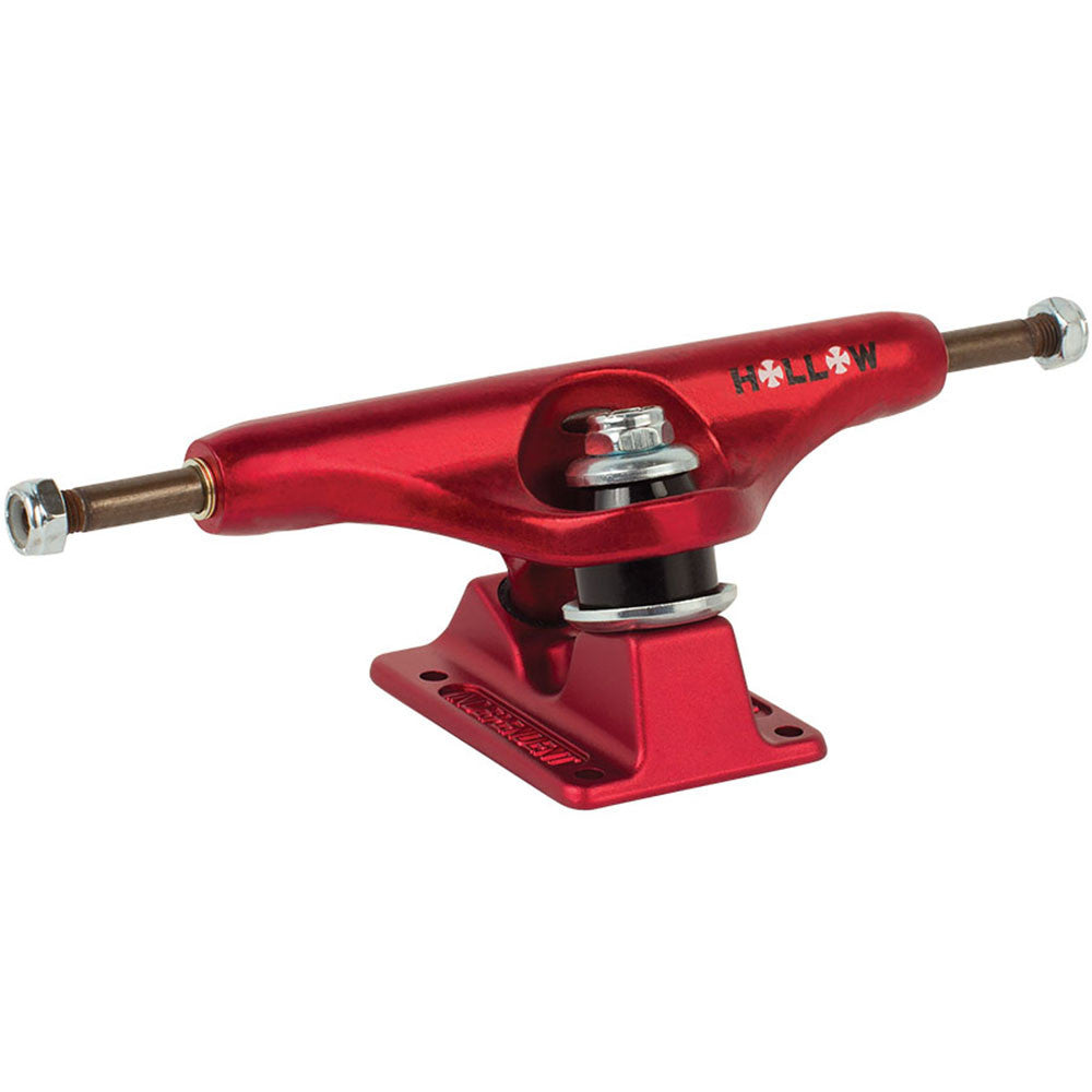 Independent 159 Stage 11 Forged Hollow Standard Skateboard Trucks - Ano Red (Set of 2)