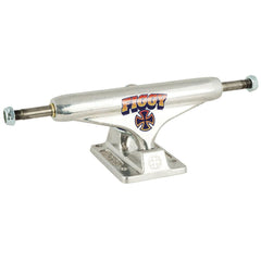 Independent 129 Stage 11 Hollow Figgy Faded Standard Skateboard Trucks - Silver - 127mm (Set of 2)