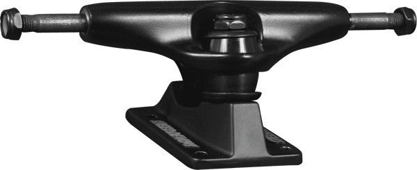 Speed Demons Colored Skateboard Trucks - 5.0 - Black/Black (Set of 2)