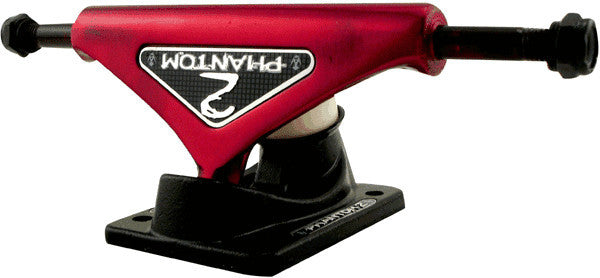 Phantom 2 - Metallic Red - 7.75in - Skateboard Trucks (Set of 2)