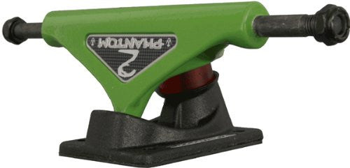 Phantom 2 - Metallic Green - 7.5in - Skateboard Trucks (Set of 2)