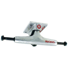 Ruckus Low Skateboard Trucks - Silver/Silver - 5.0in (Set of 2)