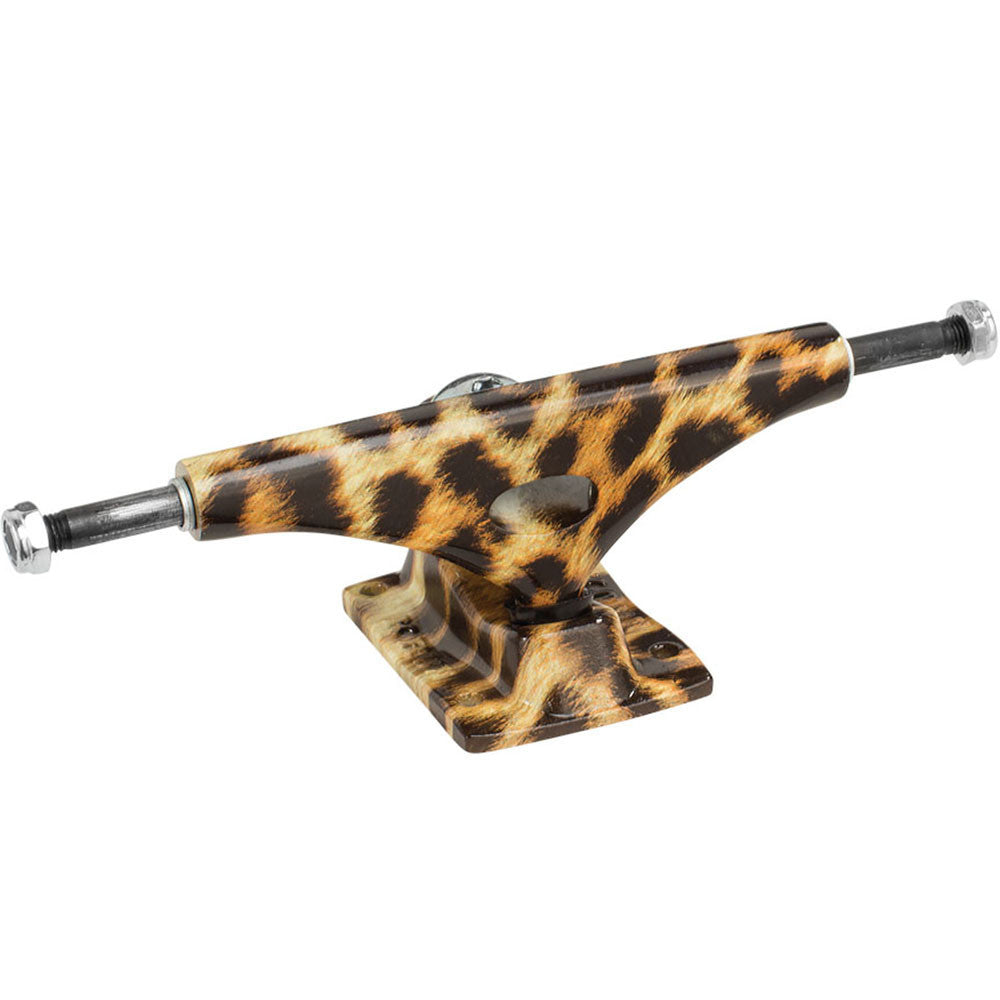 Krux 4.0 Forged Downlow Skateboard Trucks - Leopard - 8in (Set of 2)