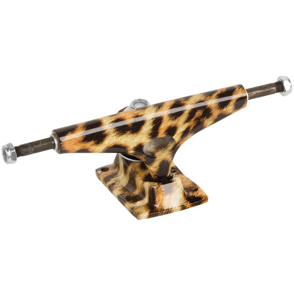 Krux 8.5 Forged Standard Skateboard Trucks - Leopard - 5.8in (Set of 2)