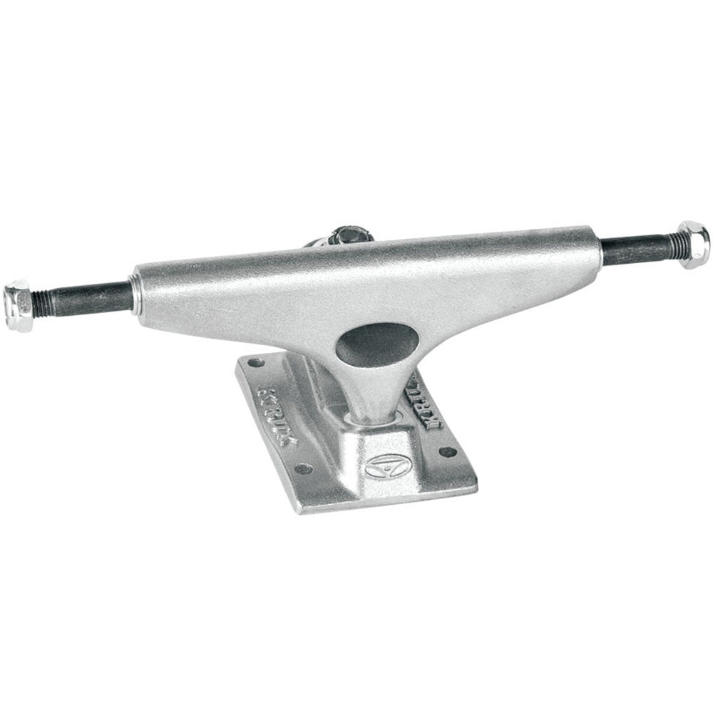 Krux 7.60 K4 Standard Skateboard Trucks - Silver/Silver - 5.0in (Set of 2)