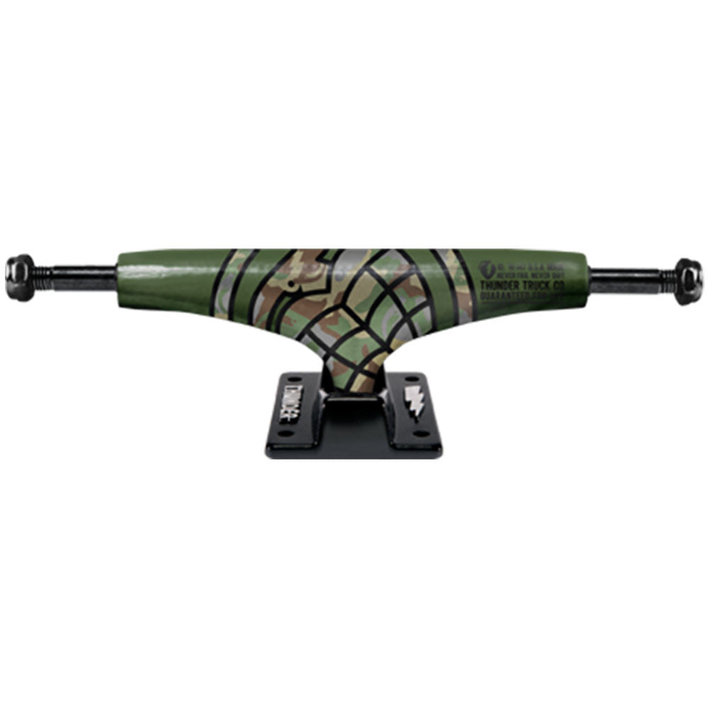 Thunder Sonora G.I. Lights High Skateboard Trucks - Camo - 145mm (Set of 2)