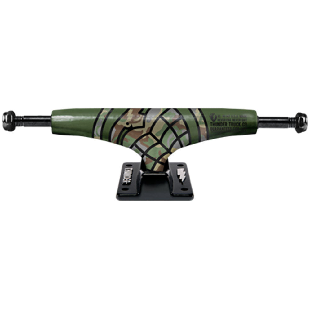 Thunder Sonora G.I. Lights High Skateboard Trucks - Camo - 147mm (Set of 2)