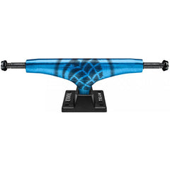 Thunder Aftershock Team High Skateboard Trucks (Set of 2) - Blue - 147mm