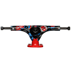 Paris V2 180 Kody Noble Skateboard Trucks - Black/Red - 180mm (Set of 2)