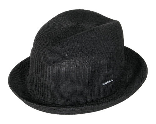 Kangol Tropic Player - Black - Mens Hat