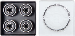 Element EL Thriftwood  Skateboard Bearings - Black (8 PC)