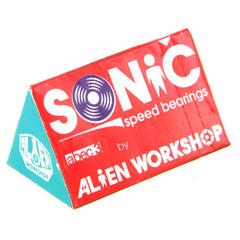 Alien Workshop Sonic Skateboard Bearings - Abec 3 (8 PC)