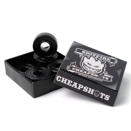 Spitfire Cheapshots Skateboard Bearings (8 PC)