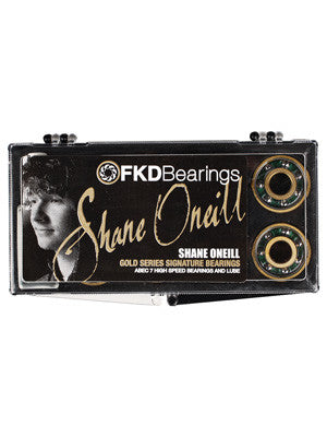 FKD ONeill Gold Series Skateboard Bearings - Abec 7 (8 PC)