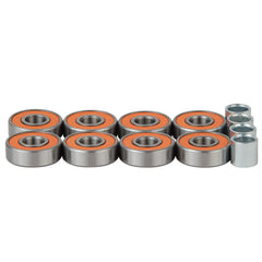 Bronson Speed Co. G2 Skateboard Bearings (8 PC)