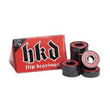 Flip 8 HKD Skateboard Bearings - Abec 5 (8 PC)