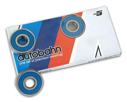 Autobahn Skateboard Bearings - Abec 5 (8 PC)