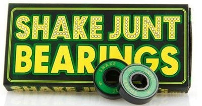 Shake Junt Skateboard Bearings - Abec 5 (8 PC)