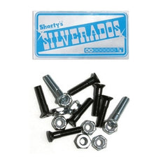 Shorty's Phillips Skateboard Mounting Hardware - 7/8""