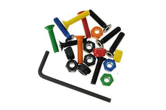 "Enjoi Little Buddies Allen Skateboard Mounting Hardware - 7/8"" - Assorted"