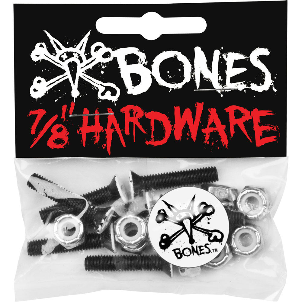 Bones Skateboard Mounting Hardware - 7/8in