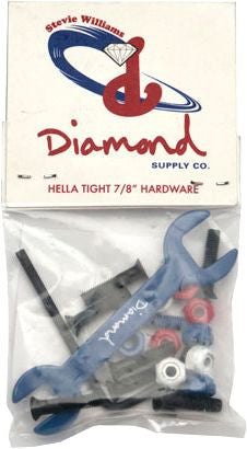 Diamond Williams Allen Skateboard Mounting Hardware - 7/8""