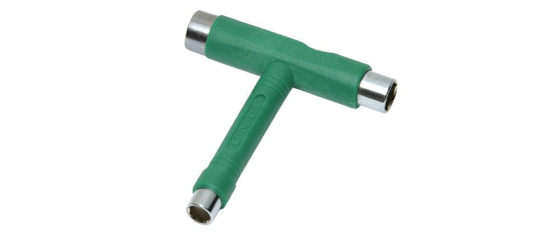 Unit Tool - Green - Skateboard Tool
