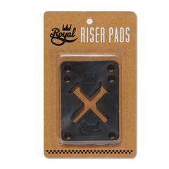 Royal Skateboard Riser - Black (2 PC)