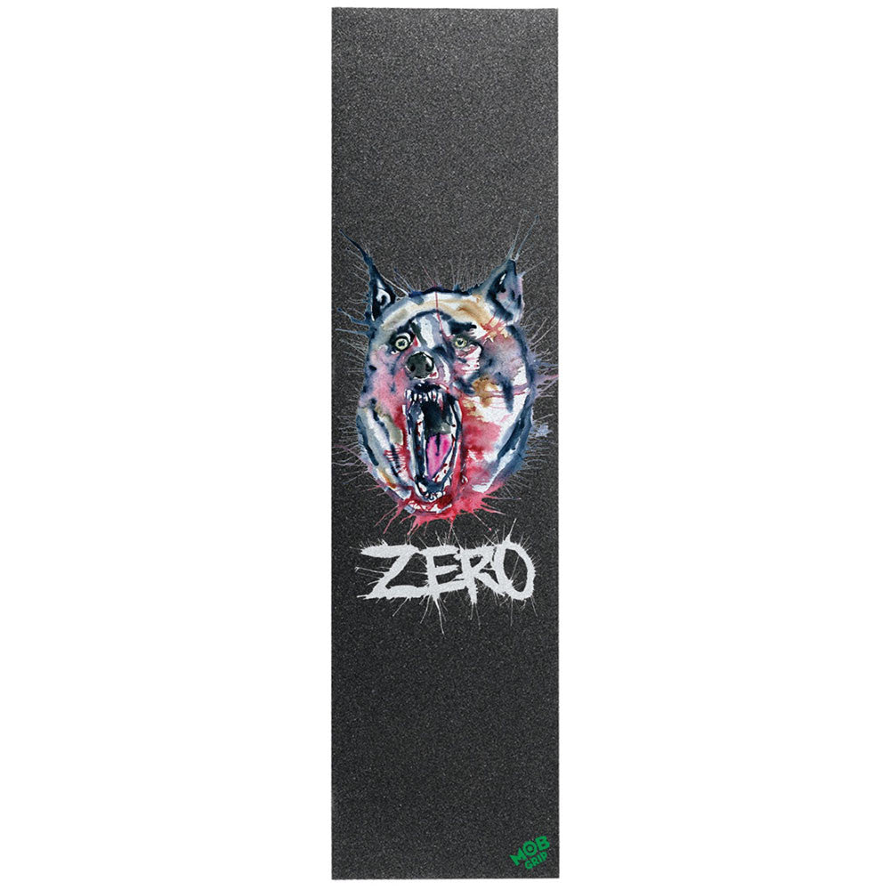 Zero Blown Ink Mob Skateboard Griptape - Multi (1 Sheet)