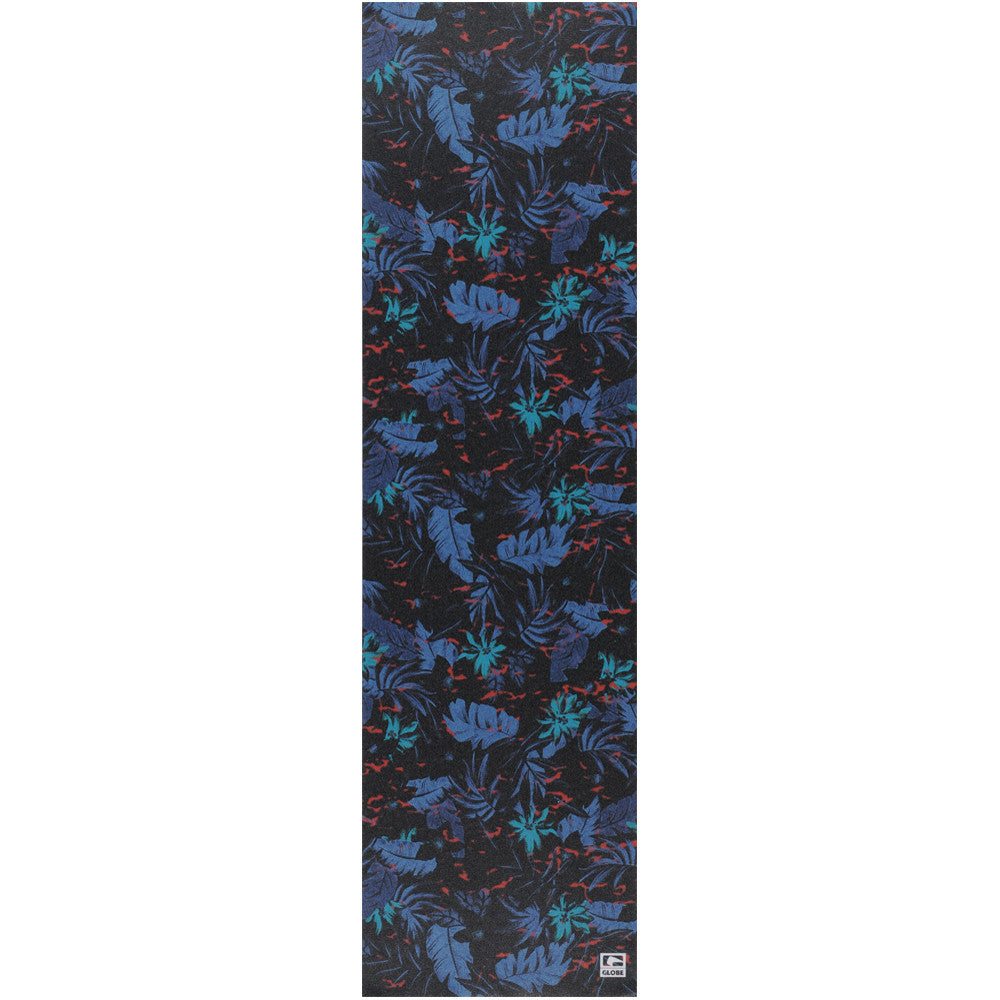 Globe Printed Skateboard Griptape - Black Trippy (1 Sheet)