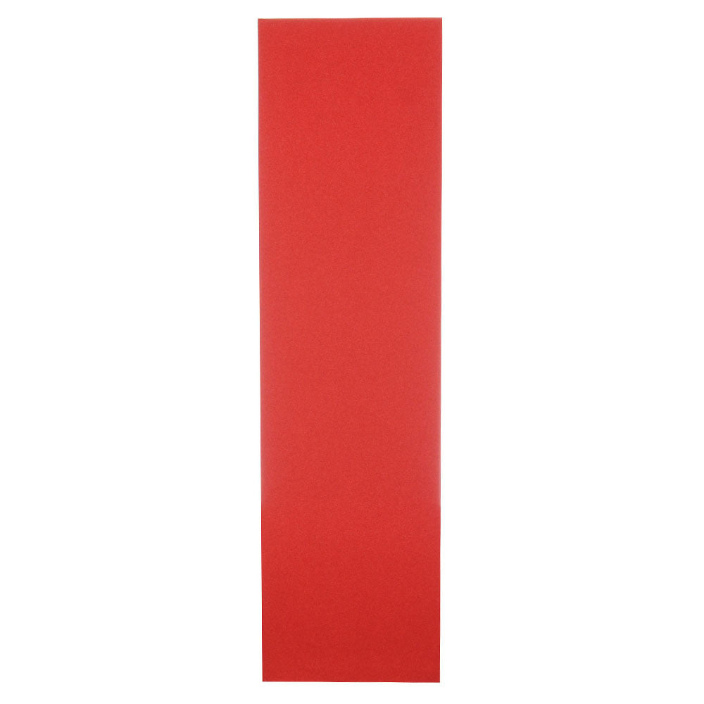 Skate America Skateboard Griptape - Red - 9in x 33in (1 Sheet)