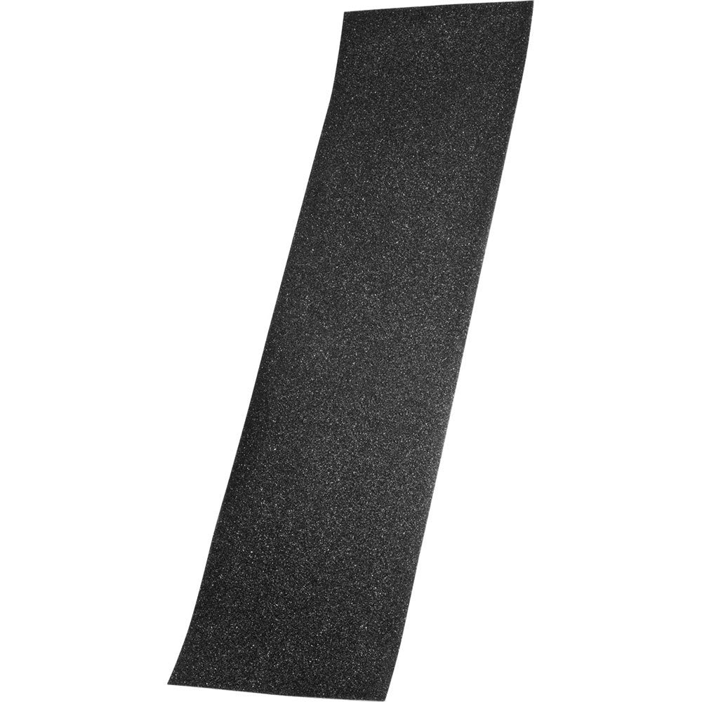 Bones Wheels Griptape 9in x 35.5in Skateboard Griptape - Black (1 Sheet)